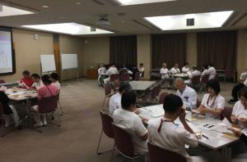 セミナーレポート「宝塚市立病院 管理者研修」